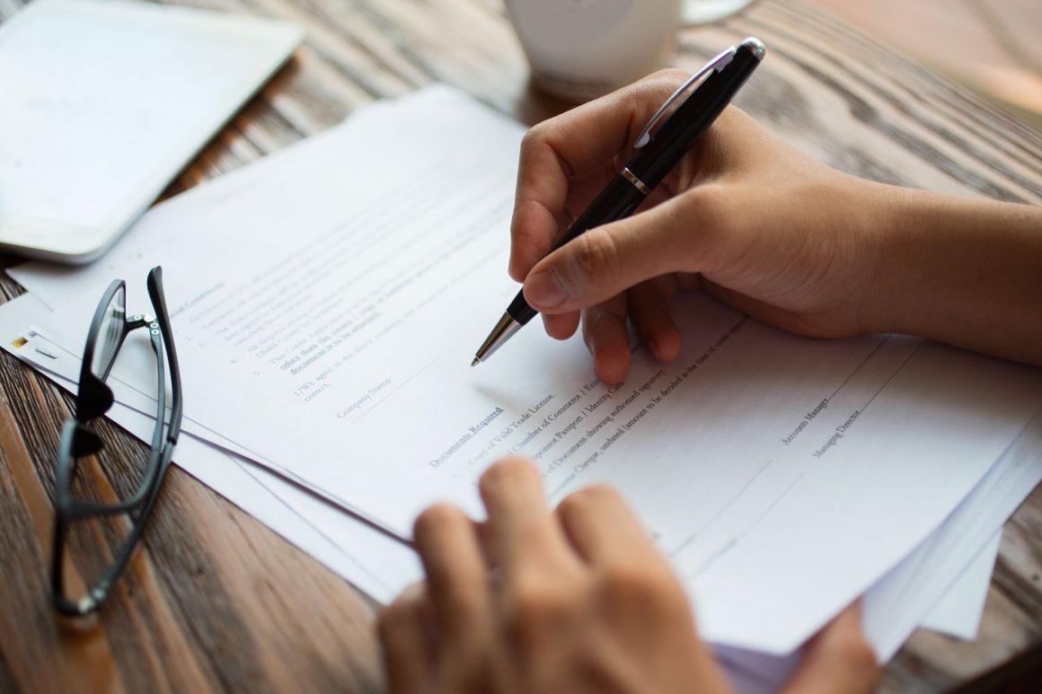 signature contrat télétravail